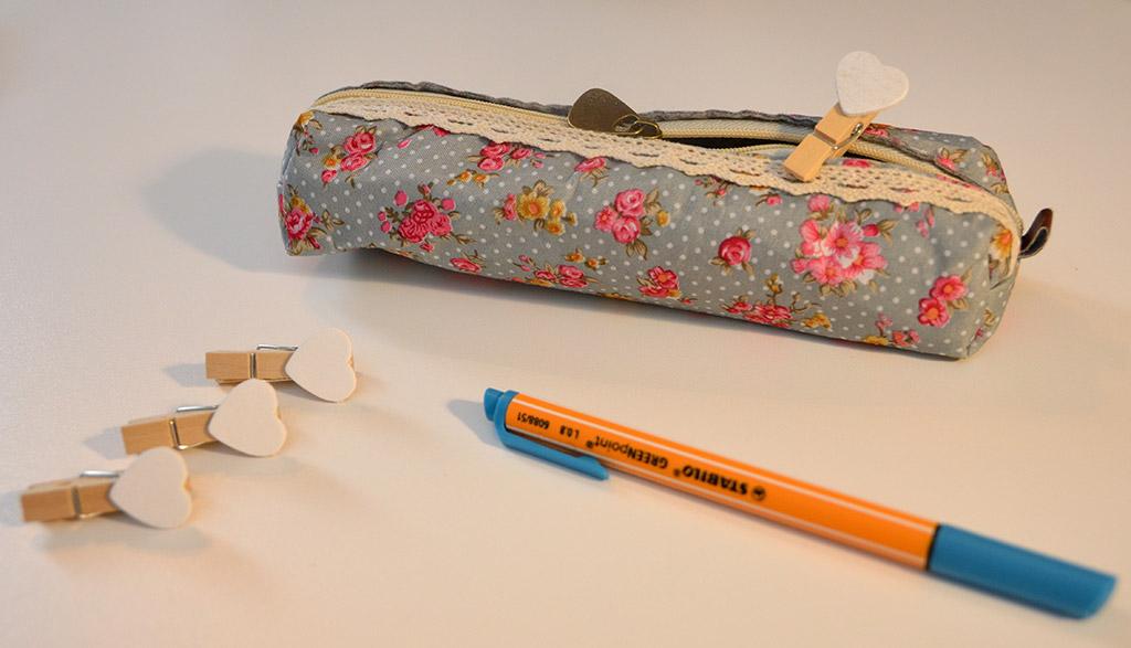 Packendes Tasche und Stift