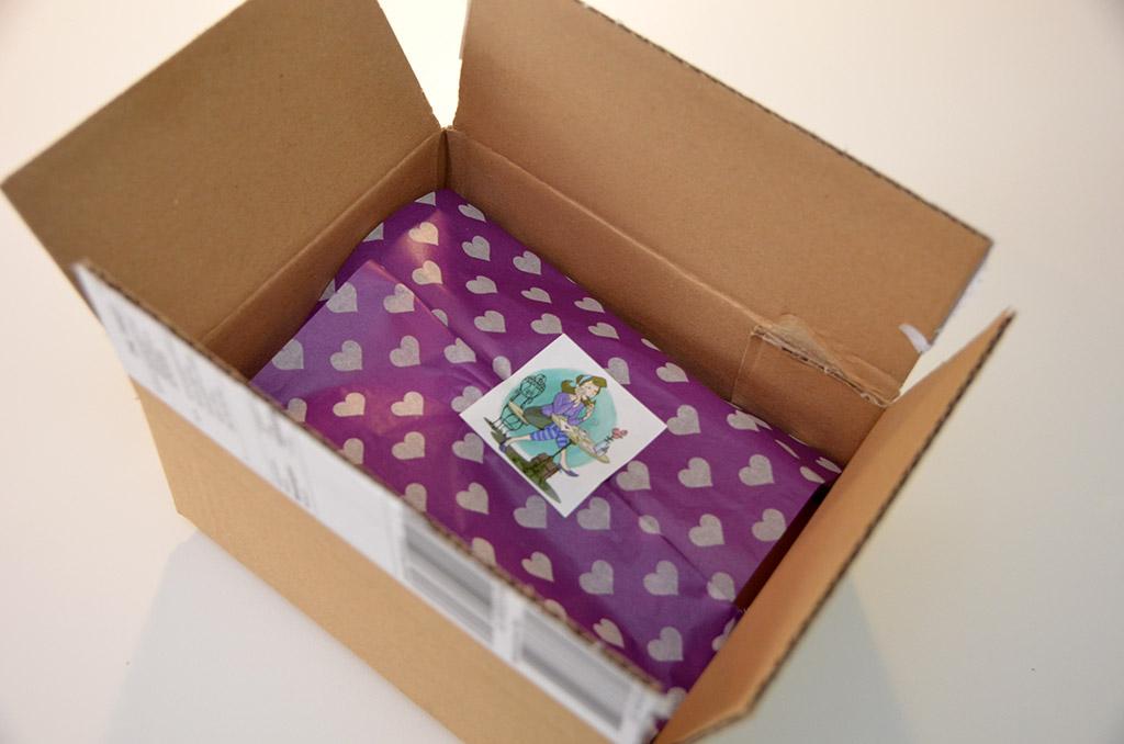 Packendes Verpackung